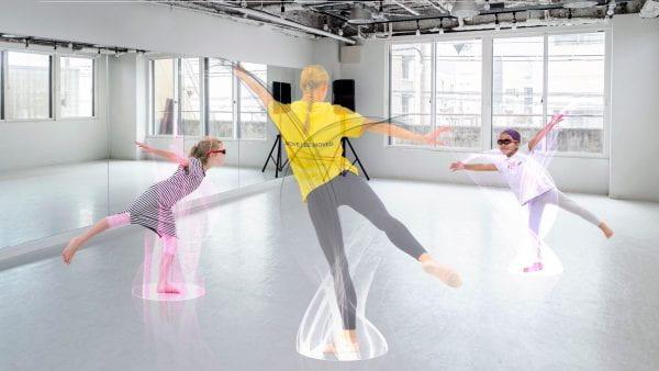 5G Edge XR AR Dance