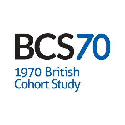 1970 birth cohort logo (BCS70)