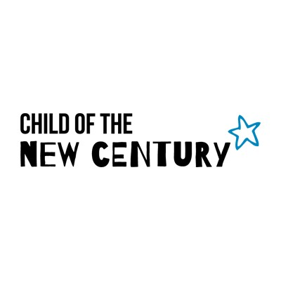 Millennium birth cohort logo (Child of the New Century)