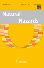 natural hazards front cover
