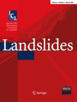landslides cover