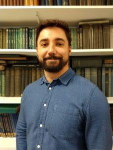 portrait of Dr. Janek Gryta
