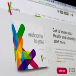 screen with 23andme site