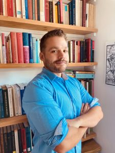 Dr Benjamin Pohl