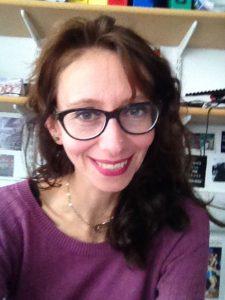 Headshot of Dr Shelley Hales
