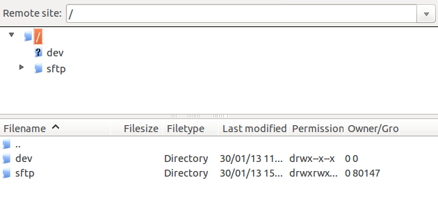 filezilla-dev-sftp-folders