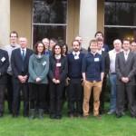 Group photo at kick-off meeting 8 January 2013