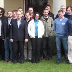 Group photo at modal analysis workshop bristol
