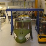 Helicopter in Dynamics Labs