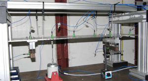 Figure 1: Engine store test rig
