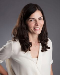 portrait of Dr Christine Valente