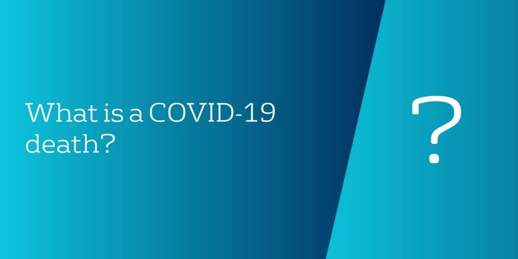What is a Covid-19 death?
