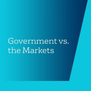 Government vs. the Markets