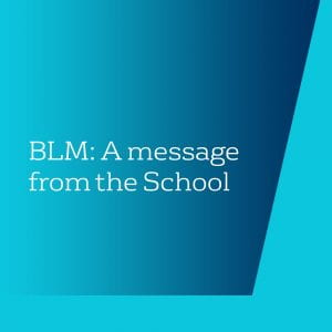 BLM: A Message from the School
