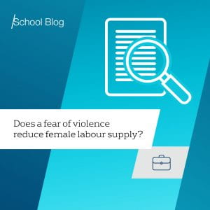 Text: Does a fear of violence reduce female labour supply?