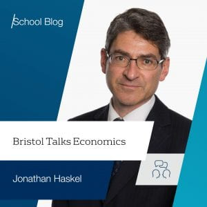 Jonathan Haskel, Bristol alumnus and Professor at Imperial College London