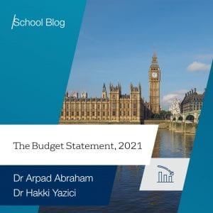 The Budget Statement 2021