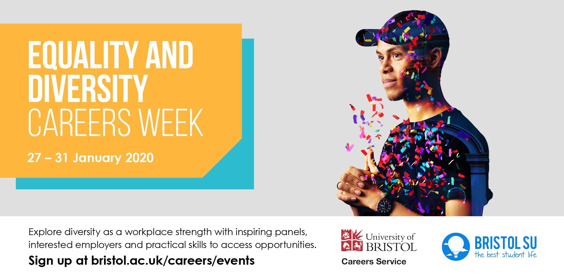 Equality and Diversity Careers Week 27-31 January