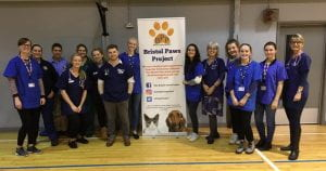 Photo of the Bristol Paws Project Committee