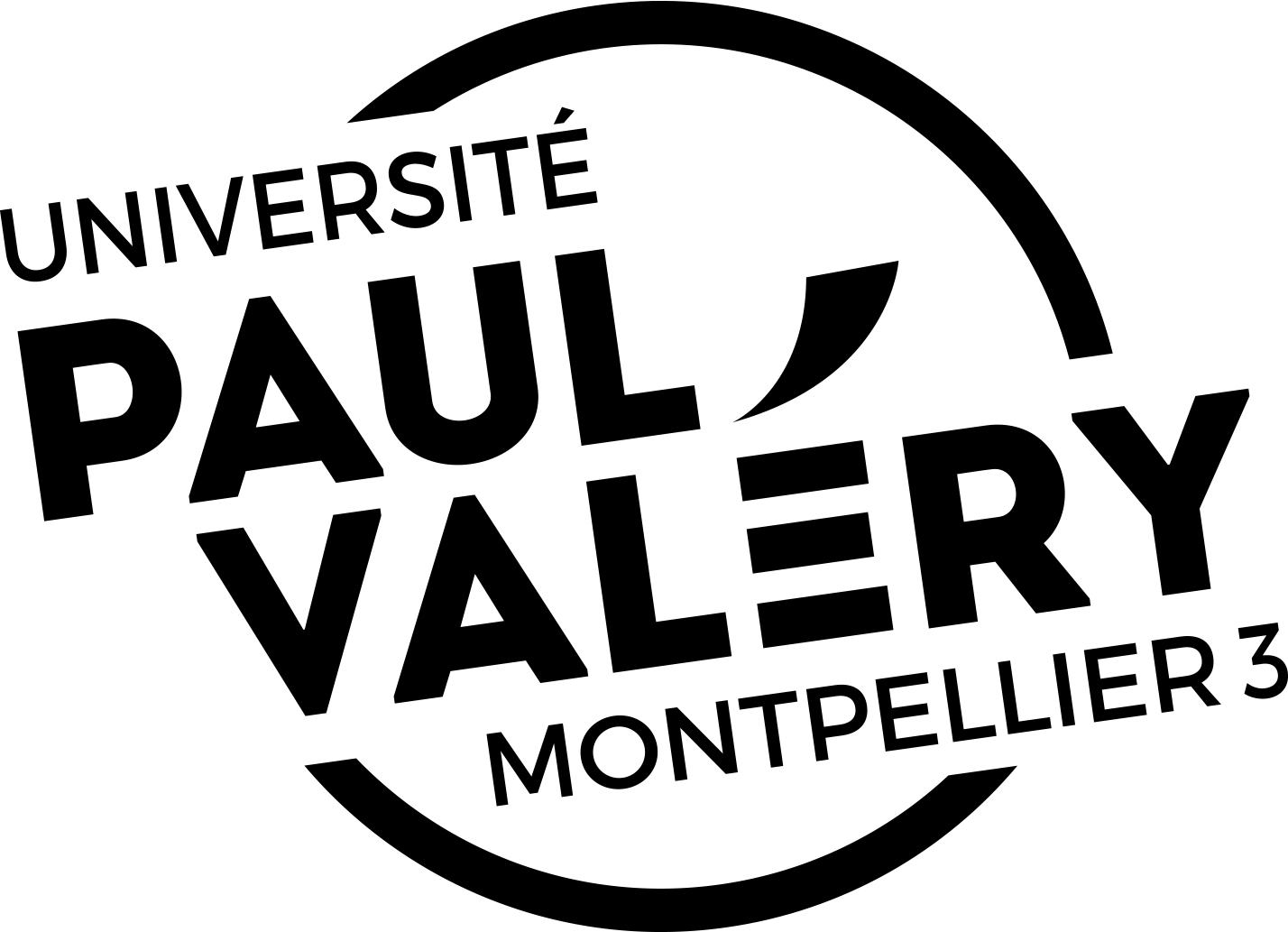 Université Paul-valéry Montpellier 3 logo
