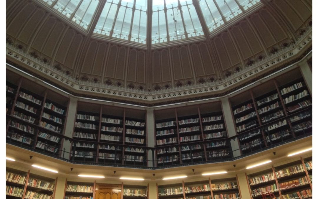kcl maughan library reading room