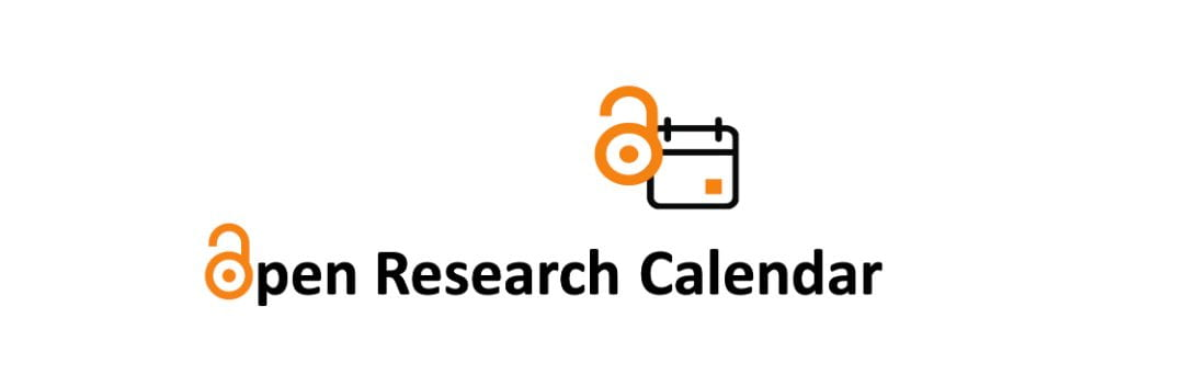 UKRN & Open Research Calendar Cobadge
