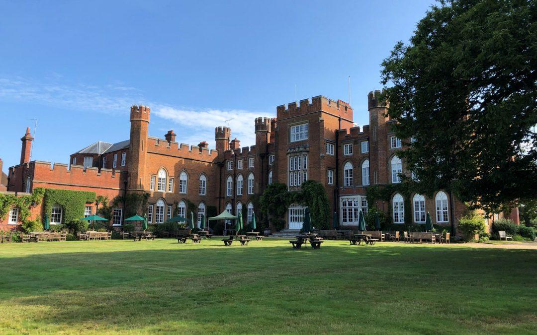 The Inaugural UKRN Local Network Lead Summer Retreat