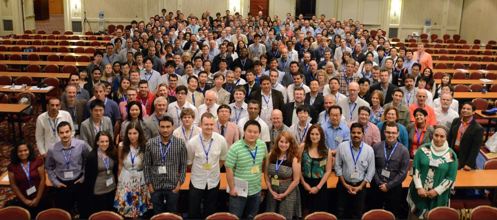 Conference group shot