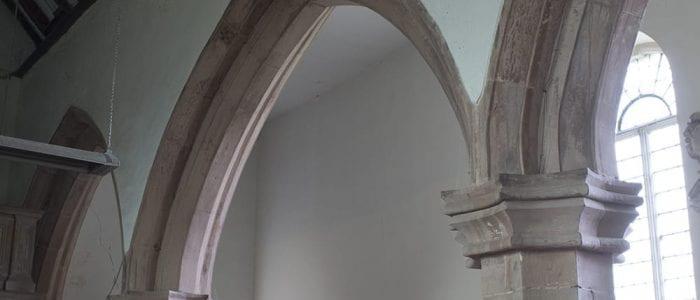 The Parish Church of Saint Andrews Quatt