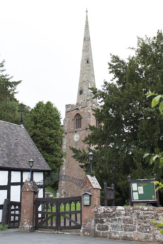 St Peter's, Worfield