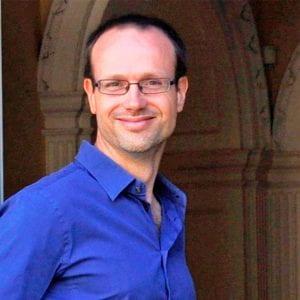 Portrait of Rich Pancost