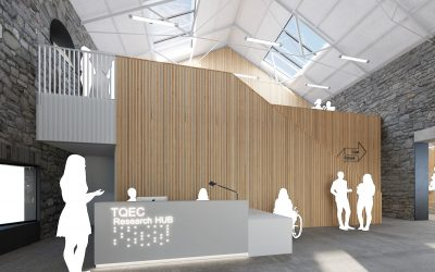 Planning permission secured for our new hub in Temple Quarter