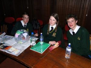 Hardenhuish School (Sam Davey, Ella Mackintosh and Joe West)