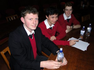 St. Mary Redcliffe School (Alex Temple, Tim Wood and Josh Price)