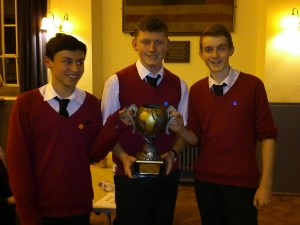 Congratulations to the 2014 Worldwise winners - St. Mary Redcliffe and Temple