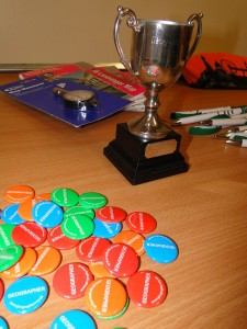 Geography prizes