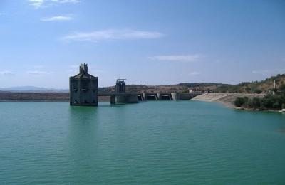 Dam irrigation (Zeroud Basin)
