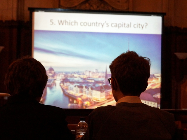 Which country's capital city?
