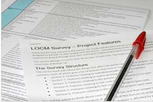 LOCM Survey