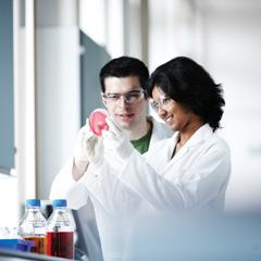 World-class underpinning bioscience