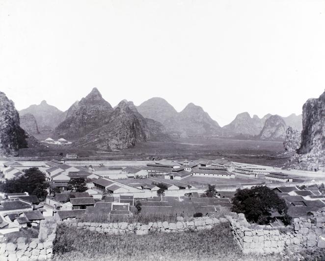 Model Prison, Kweilin Fu, c.1900