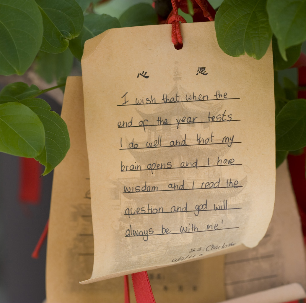 Confucius Temple, Wenmiao Lu, Shanghai, May 2011