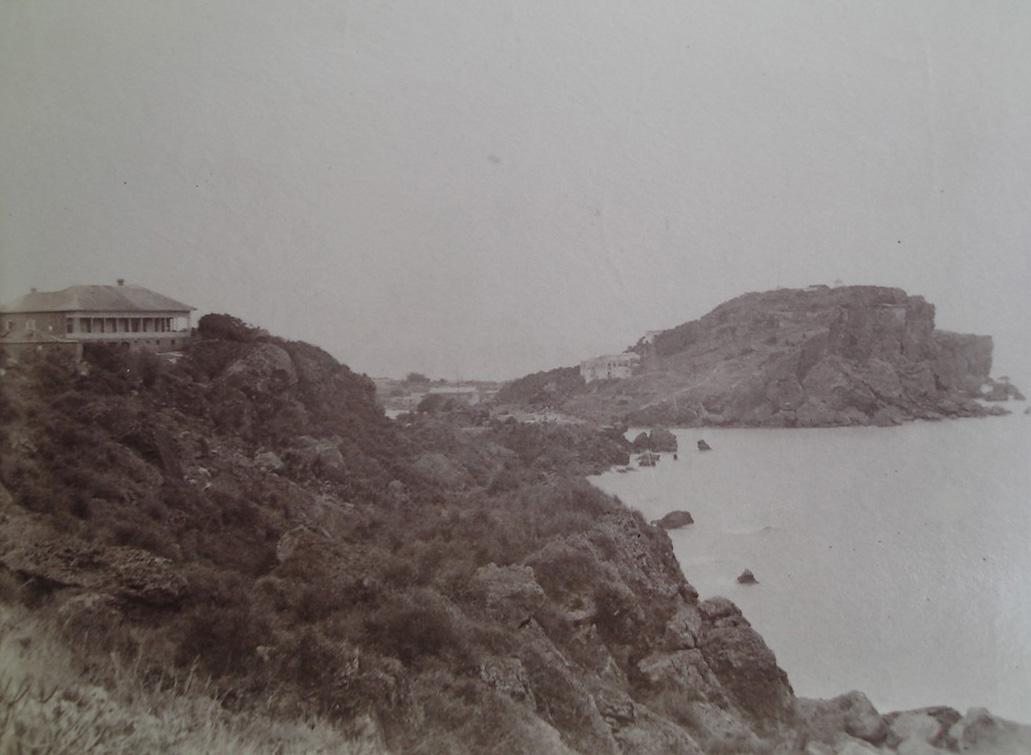 Saracen Head, Dagou, Taiwan