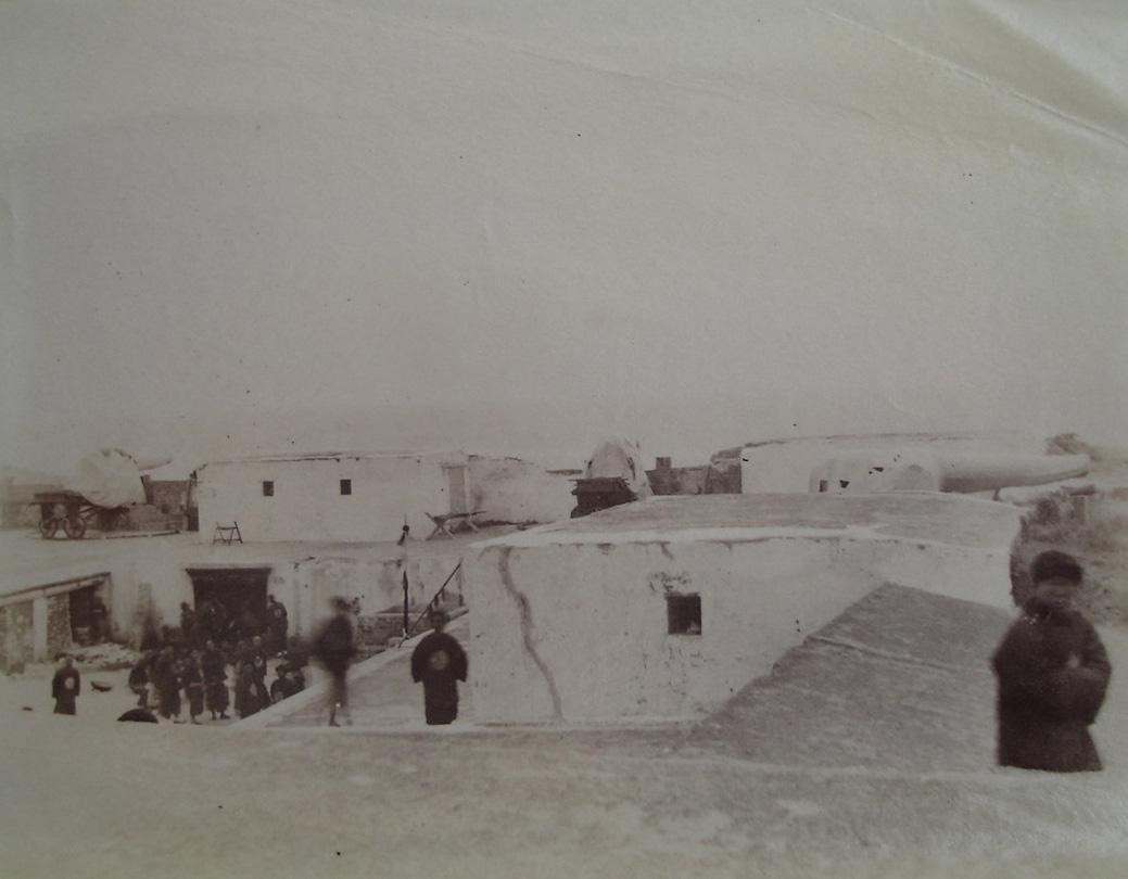 Taiwan, Dagou fort, c.1895