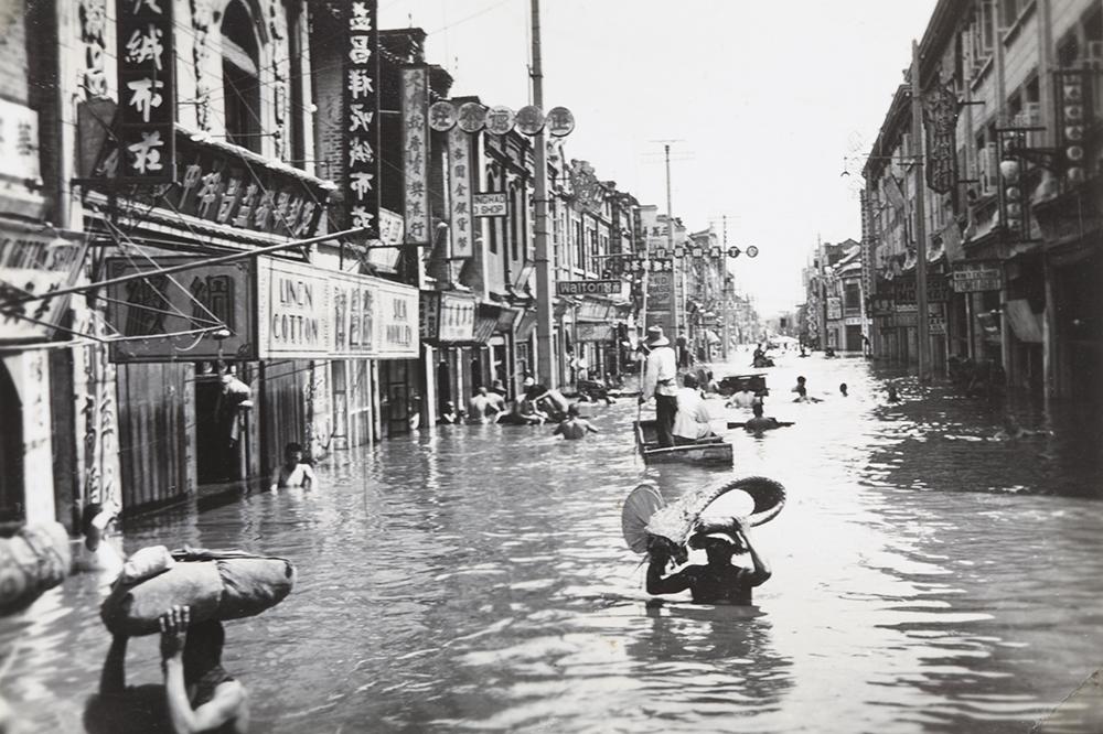 Tientsin flood, September 1938, Morrison collection, Mo04-149.
