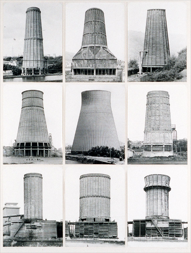 12 Concrete Cooling Towers