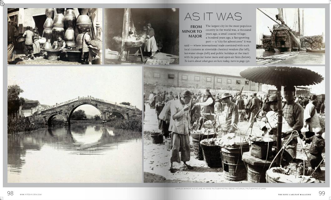 Ritz-Carlton Magazine, Winter 2014 pp 98-99