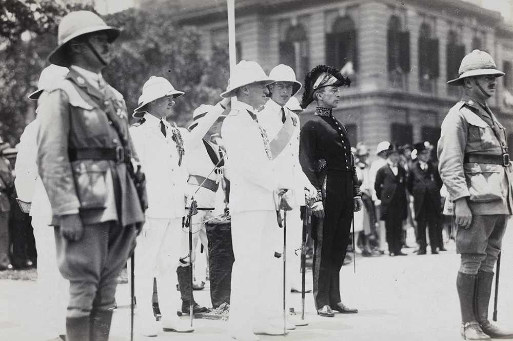 Prince George, Shanghai, 3 June 1926. Lang collection, AL-s37 © 2015 Robert Bickers