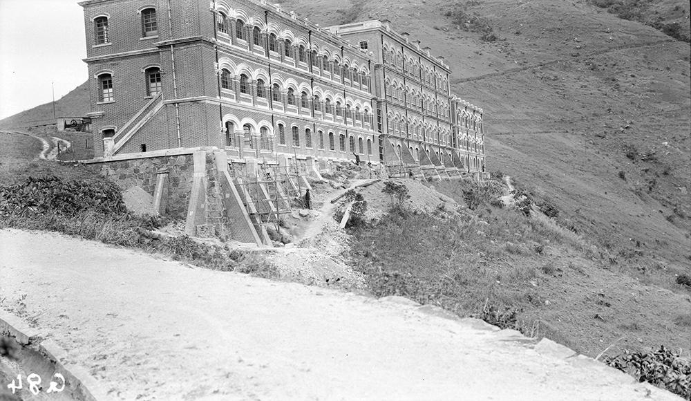 Taikoo Sanatorium, Mount Parker, Hong Kong, 1911-12.  Sw07-124.