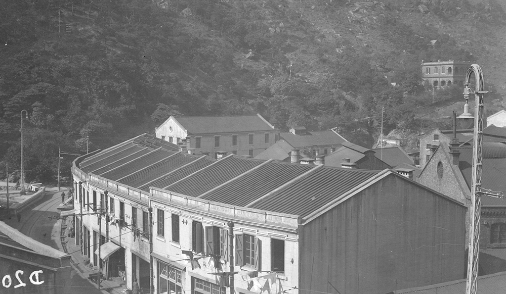 Taikoo Sugar Refinery Village, Hong Kong, 1919-1920.  Photograph by G. Warren Swire.  HPC ref: Sw04-028.  © 2007 John Swire & Sons Ltd.